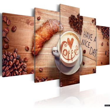 Obraz - Have a nice day! 100x50 cm