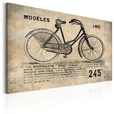 Obraz - N° 1245 - Bicyclette  60x40 cm