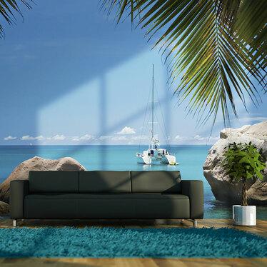 Fototapeta Seychelles