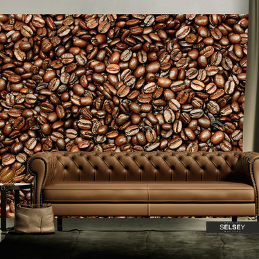 Fototapeta - Coffee heaven 200x154 cm