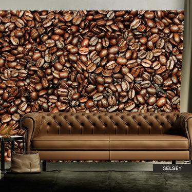 Fototapeta - Coffee heaven 250x193 cm
