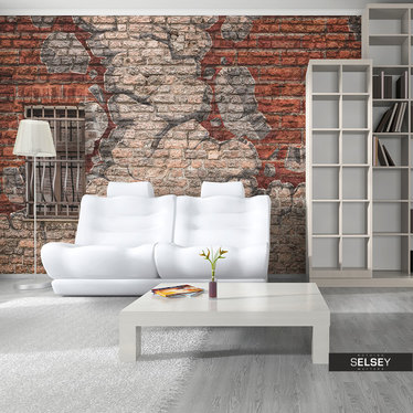 Fototapeta - Break the wall 250x193 cm