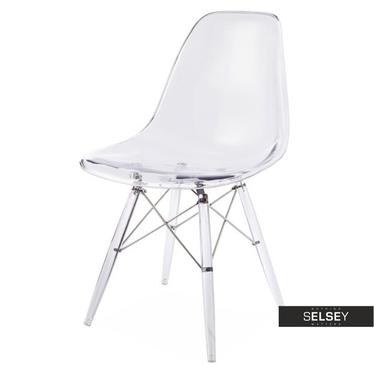 Krzesło MPC transparentne