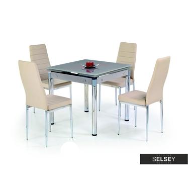 Stół Kerti 80(130)x80 cm
