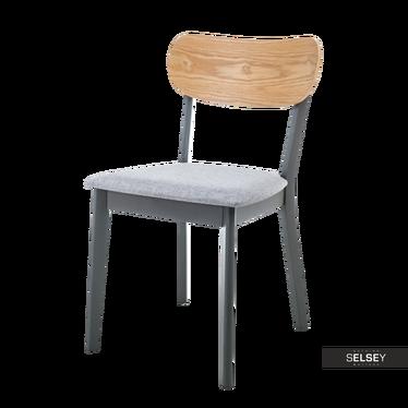 Krzesło Vik szare