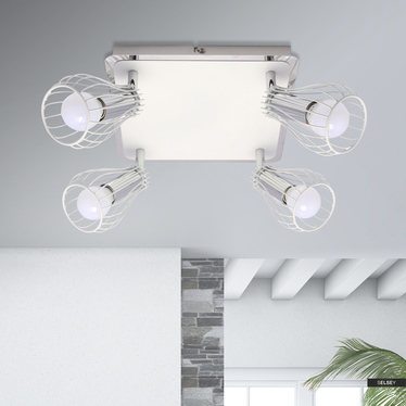 Lampa sufitowa Clara x4