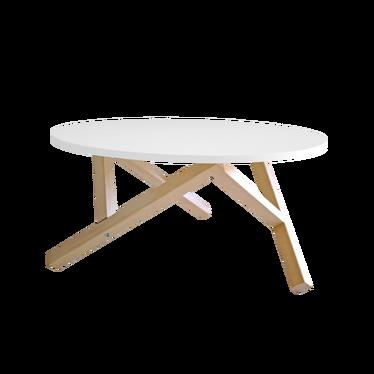Stolik kawowy Hexagon średnica 80 cm