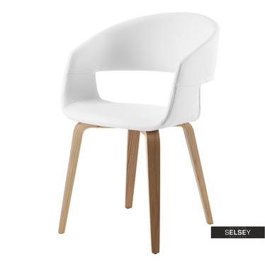 Krzesło Drokan białe