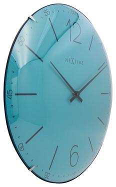 Zegar Index Dome średnica 35 cm