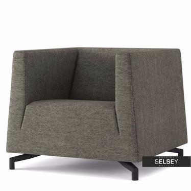 Fotel Soft 14 szary
