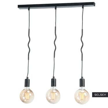 Lampa wiszaca Zeggi x3