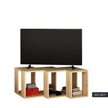 Szafka RTV Boxy 90 cm dąb