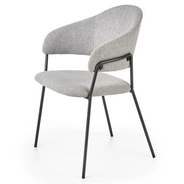 Krzesło tapicerowane Clarisa