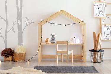 Biurko Jafari dziecięcy domek z drewna
