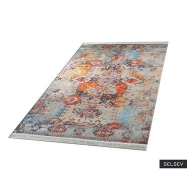 Dywan Confortum kolorowe wzory 80x150 cm