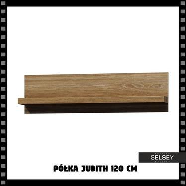 Półka Judith 120 cm dąb alfie