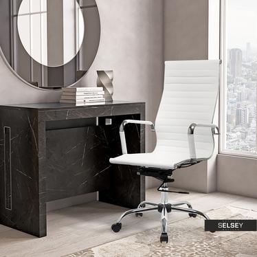 Fotel biurowy Olimpicot biały