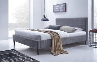 Łóżko tapicerowane Maliker