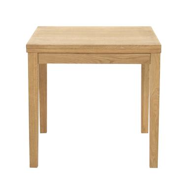 Stół rozkładany Okrug 80-160x80 cm