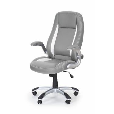 Fotel biurowy Slano szary