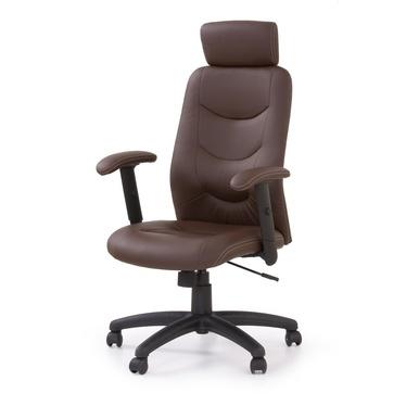 Fotel biurowy Salto brązowy