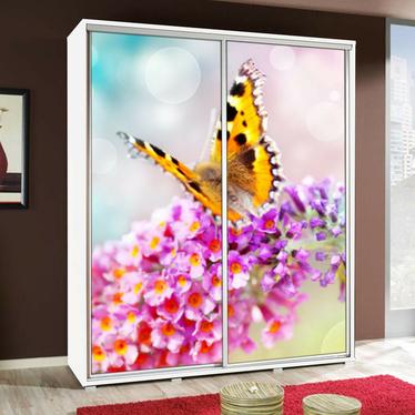 Szafa Wenecja 155 cm Motylek