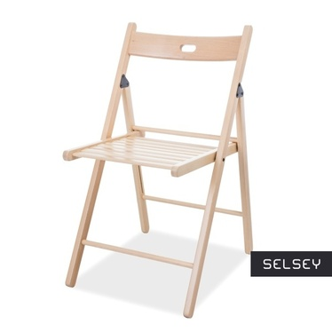Krzesło Gemini buk