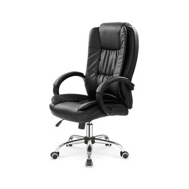 Fotel biurowy Aliste czarny