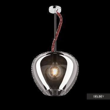 Lampa wisząca Polish srebrna