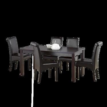 Stół rozkładany Barbados 160-200x90 cm