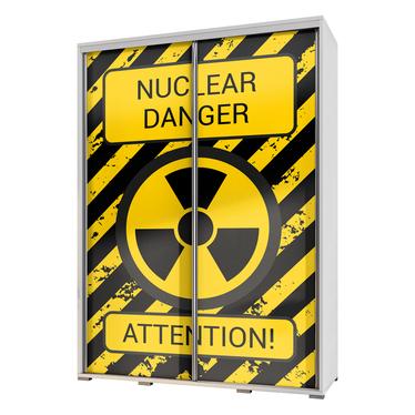 Szafa Wenecja 155 cm Nuclear Danger