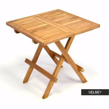 Składany stolik ogrodowy 50x50 cm