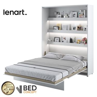Półkotapczan pionowy BED CONCEPT 160x200 cm