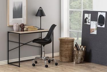 Fotel biurowy Djum czarny