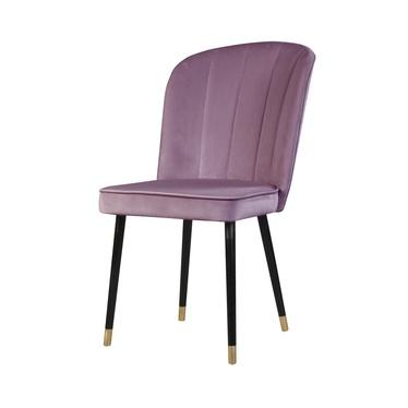 Krzesło Guavra fioletowe