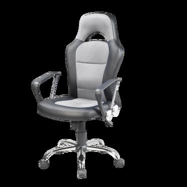 Fotel gamingowy Ronda czarno - szary