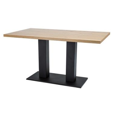 Stół Prizna 180x90 cm z litego drewna dębowego