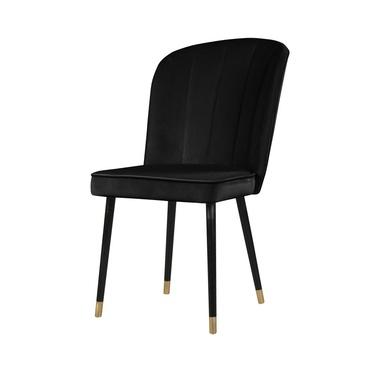 Krzesło Guavra czarne