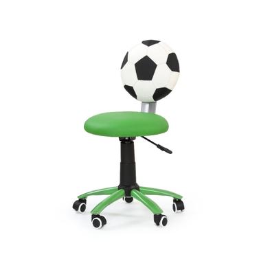 Fotel biurowy Ball na mobilnej podstawie
