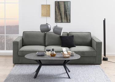 Sofa trzyosobowa Siela w kolorze khaki