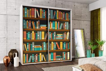 Szafa Wenecja 205 cm Biblioteka