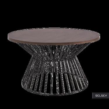 Stolik kawowy Heike średnica 82 cm