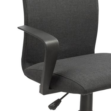Fotel biurowy Lopud szary