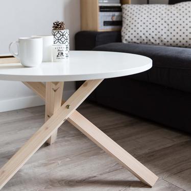Stolik kawowy Trikana średnica 68 lub 80 cm