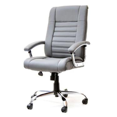 Fotel biurowy Drag szary z regulacją wysokości