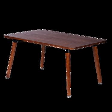 Stół Copine 160x80 cm orzech