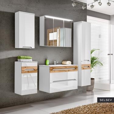 Zestaw mebli łazienkowych Warner średni