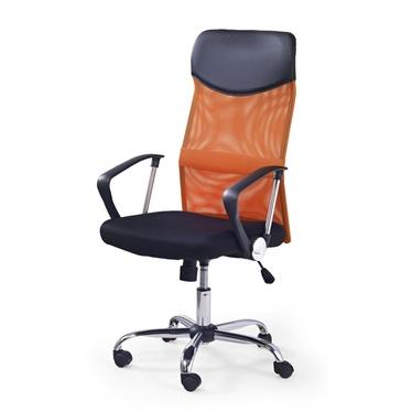 Fotel biurowy Multi pomarańczowy