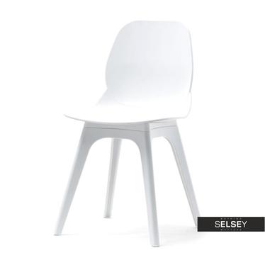 Krzesło Leaf dsx białe