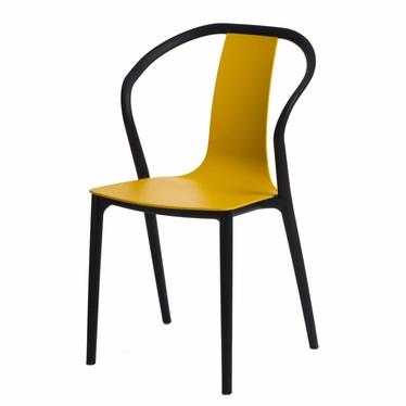Krzesło Bella żółte